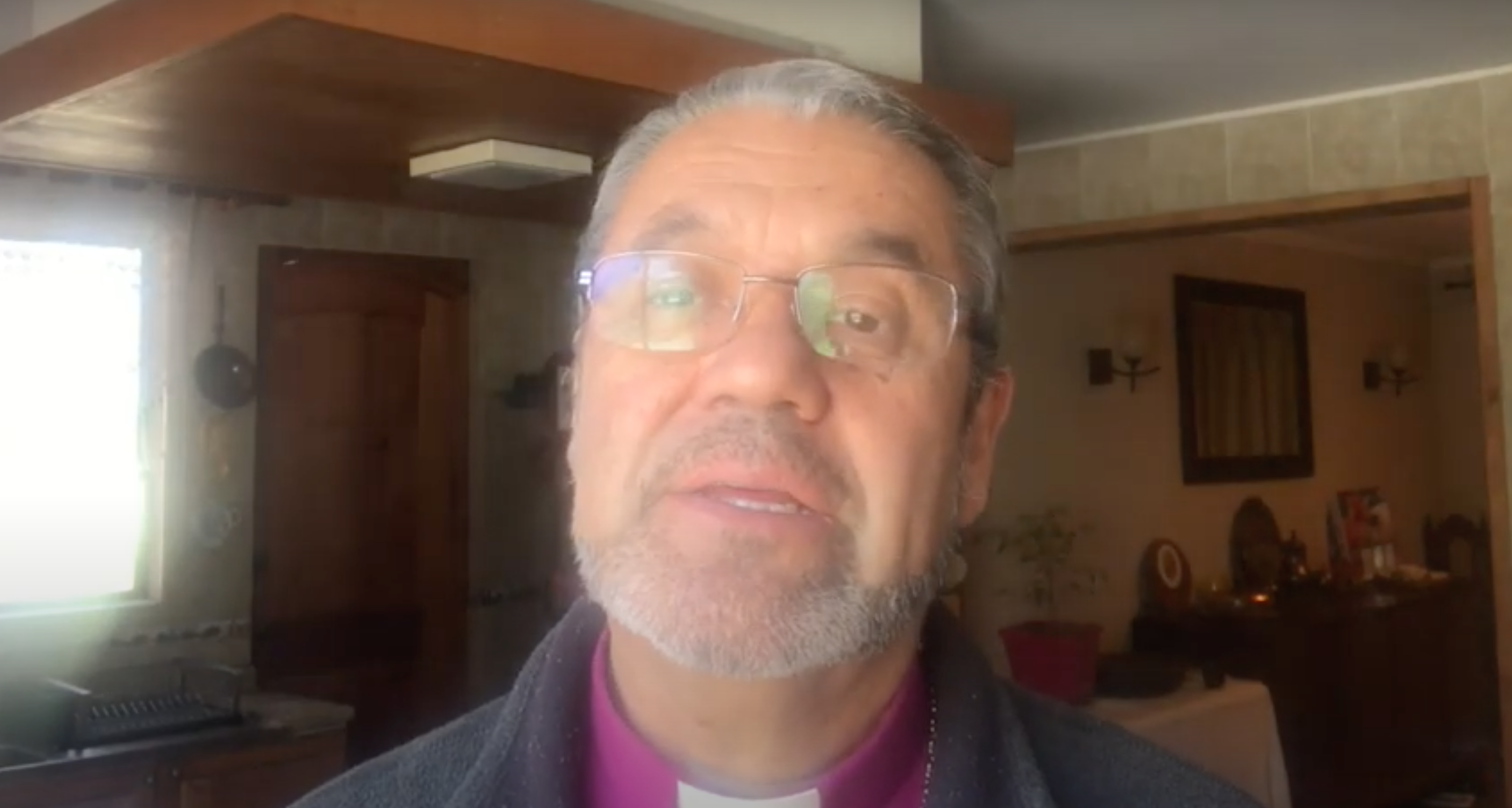 Welcome video with Archbishop Tito