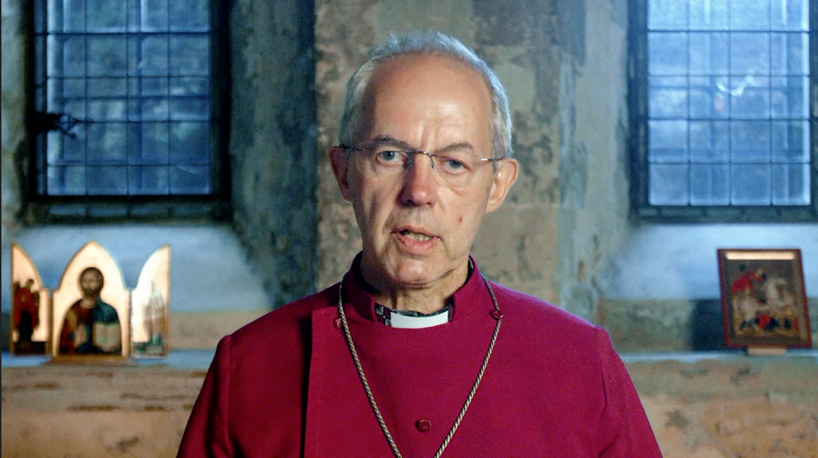 Welcome video from Archbishop Justin
