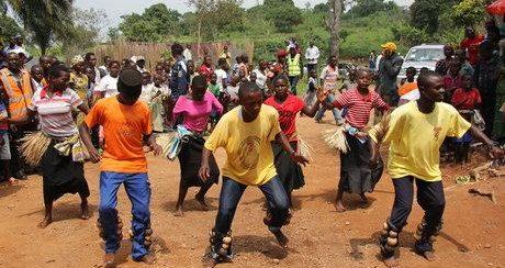Implantation d'églises en RDC