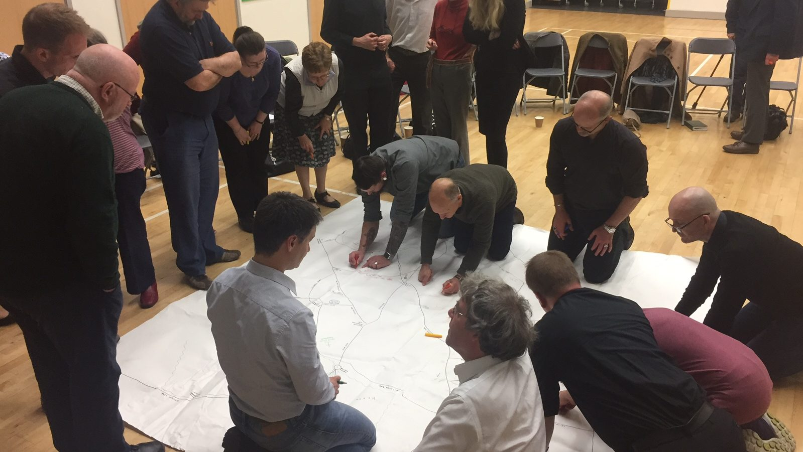 Deanery Mapping Exercise